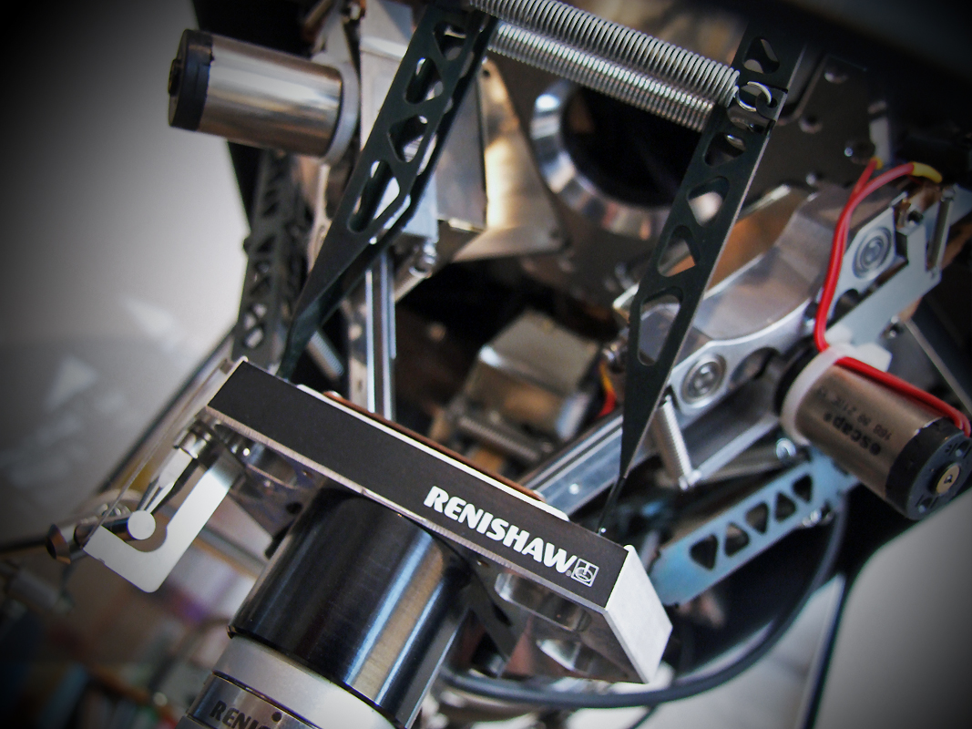 Our CAD/CAM Scanning Centre